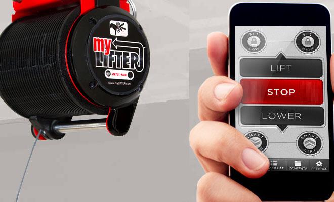 my lifter - Eşyaları Akıllı Telefonla Taşımak