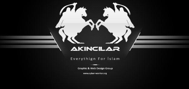 akincilar - AllahCCHeryerde Twitter Hesabı Hacklendi