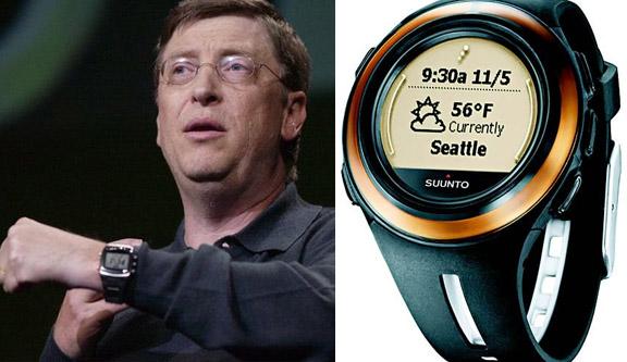 microsoft  - Geçmişten Günümüze Akıllı Saatler