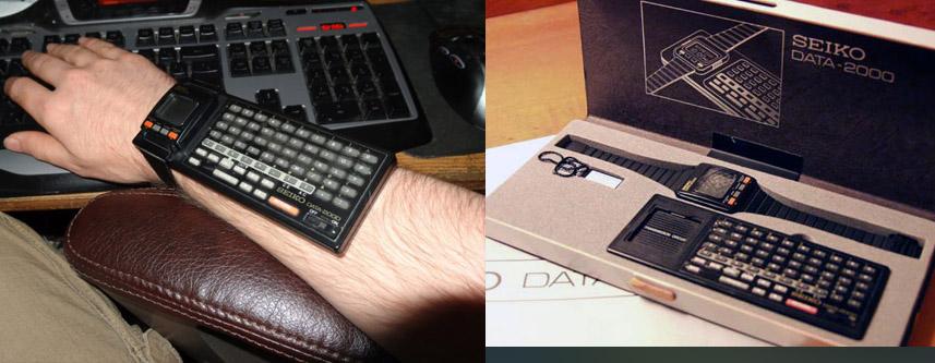 seiko data 200 - Geçmişten Günümüze Akıllı Saatler