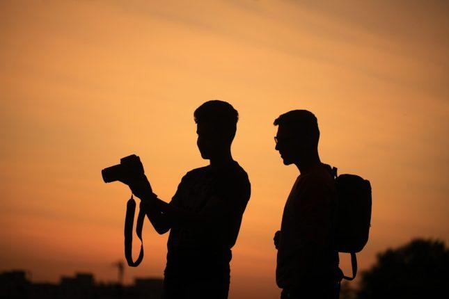 amator fotografcilar 645x430 - Amatör Fotoğrafçılar Topluluğu Logo Çalışması