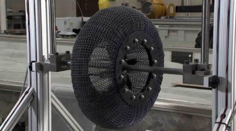 nasa tekerlek tasarimi 770x430 - NASA Tekerleği Baştan Tasarlıyor