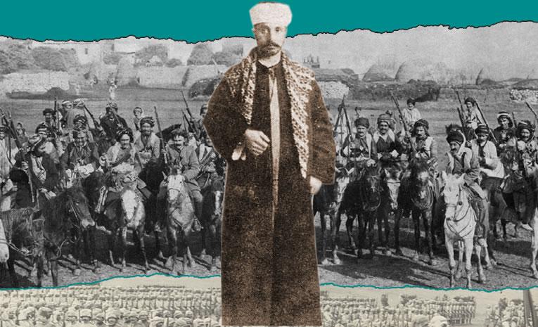 suleyman askeri bey - Binbaşı Süleyman Askeri Bey kimdir?