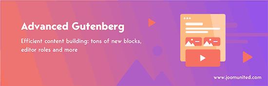 advancedgutenberg - Gutenberg Nasıl Kullanılır?