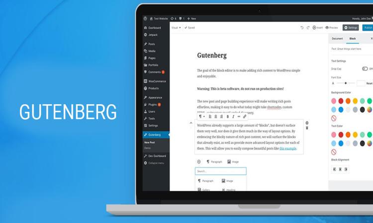 gutenberg cover - Gutenberg Nasıl Kullanılır?