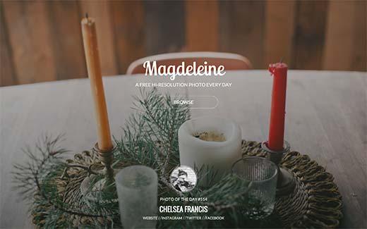 magdelien - Telifsiz Resimler Bulabileceğiniz 16 Website