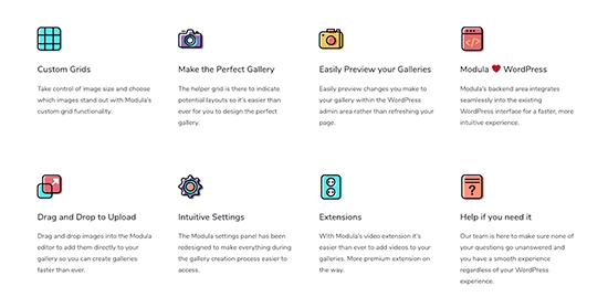 modulafeatures - En iyi WordPress Galeri Eklentisi hangisidir?