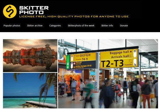 skitterphoto landing - Telifsiz Resimler Bulabileceğiniz 16 Website