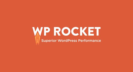wp rocket - En İyi Wordpress Eklentileri