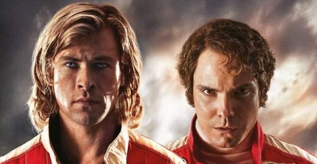 Rush Header - Son 20 Yılda Çıkan En İyi 20 Biyografik Film
