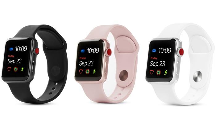 apple watch 3 - 2020'de Satın Alabileceğiniz En İyi Akıllı Saatler