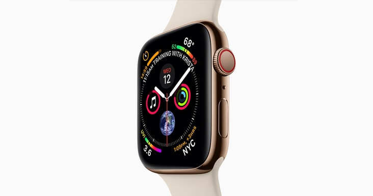 apple watch 4 - 2020'de Satın Alabileceğiniz En İyi Akıllı Saatler