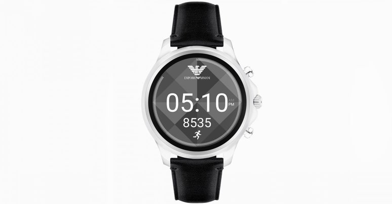 armani art5003 - 2020'de Satın Alabileceğiniz En İyi Akıllı Saatler