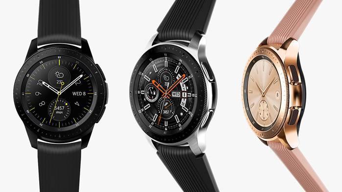 galaxy watch - 2020'de Satın Alabileceğiniz En İyi Akıllı Saatler