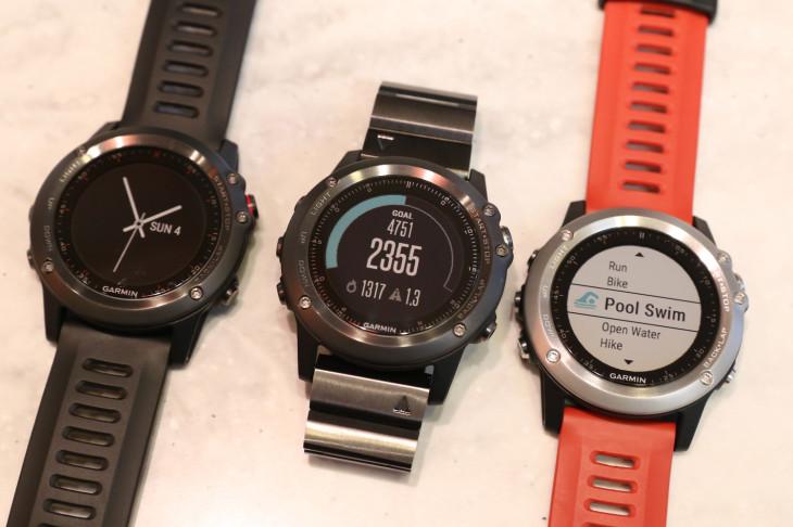 garmin fenix 3 - 2020'de Satın Alabileceğiniz En İyi Akıllı Saatler