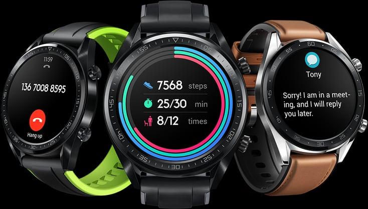 huaweiwatch gt - 2020'de Satın Alabileceğiniz En İyi Akıllı Saatler