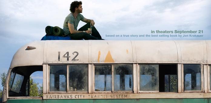 into the wild - Son 20 Yılda Çıkan En İyi 20 Biyografik Film
