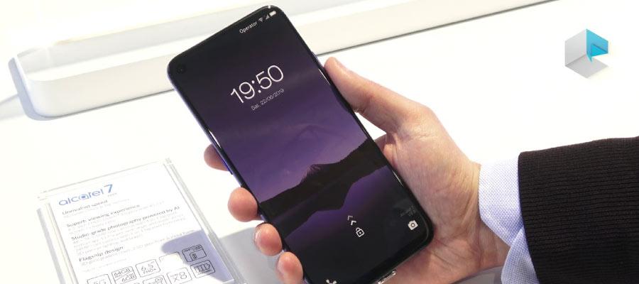 alcatel 7 5g - 5G Uyumlu Telefonlar 2020
