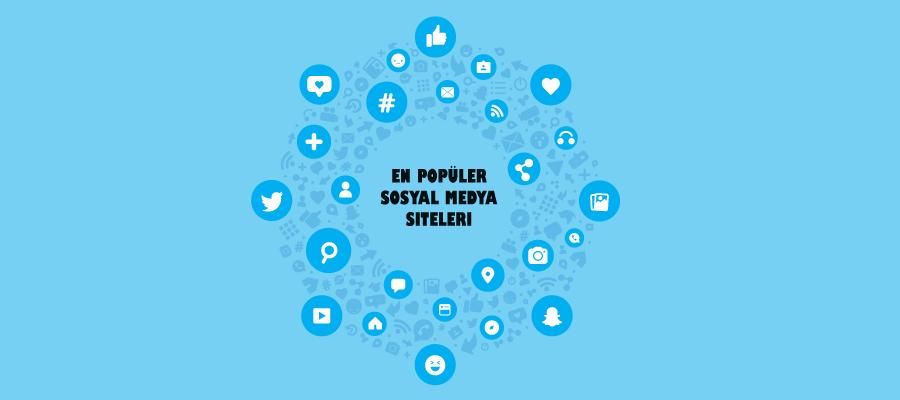 en populer sosyal medya siteleri - En Popüler Sosyal Medya Siteleri 2020