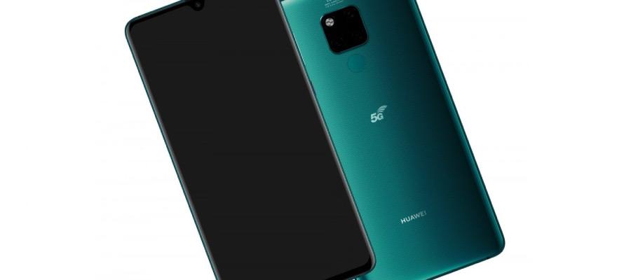 huawei mate 20x 5g - 5G Uyumlu Telefonlar 2020