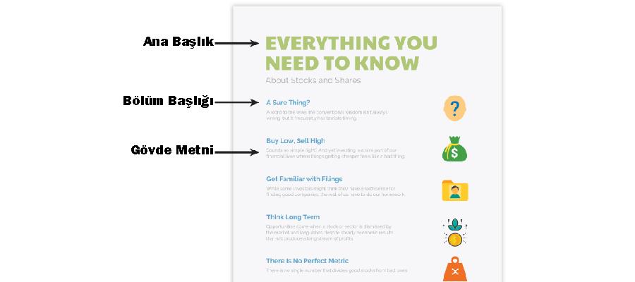 infografik örnekleri 4 - İnfografik Nedir? İnfografik Türleri Nelerdir?