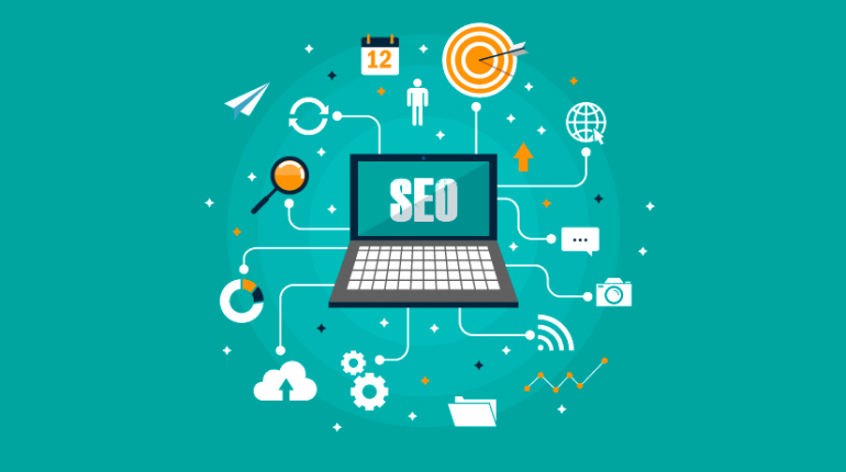 seo digital marketing 770x430 - Dijital Pazarlamada Seo'nun Önemi