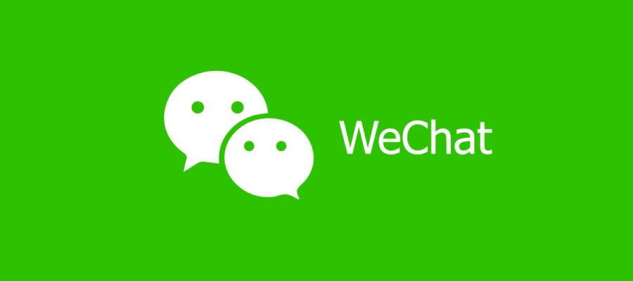 wechat app - En Popüler Sosyal Medya Siteleri 2020