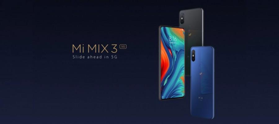 xiaomi mix 3 5g - 5G Uyumlu Telefonlar 2020