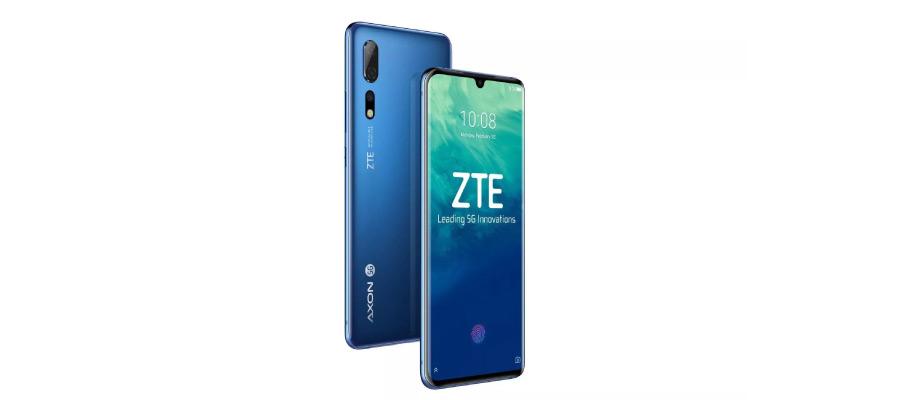 zte axon 10 5g - 5G Uyumlu Telefonlar 2020