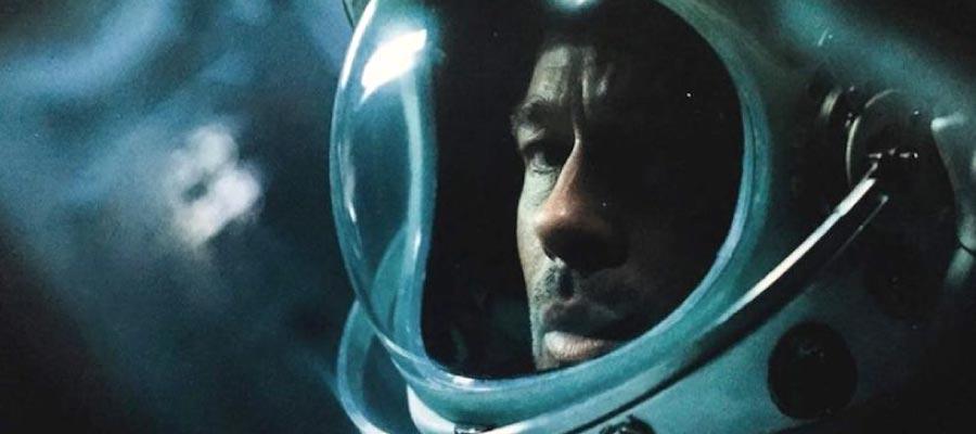 ad astra brad pit - 2019'da Çıkan En İyi Bilim Kurgu Filmleri