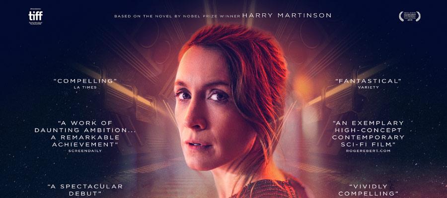 aniara poster - 2019'da Çıkan En İyi Bilim Kurgu Filmleri