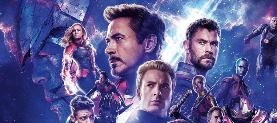 avengers andgame - 2019'da Çıkan En İyi Bilim Kurgu Filmleri