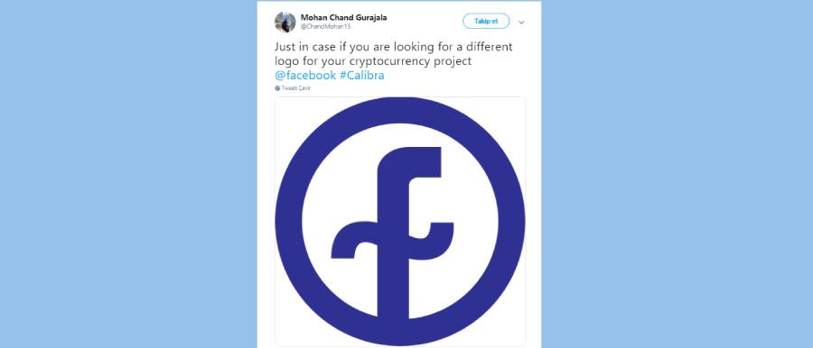 calibra fake logo - Facebook'un Calibra Logosu Çalıntı Mı?