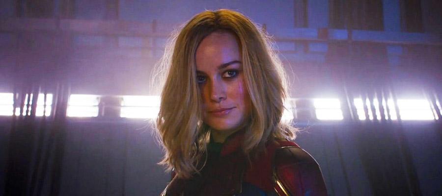 captain marvel - 2019'da Çıkan En İyi Bilim Kurgu Filmleri