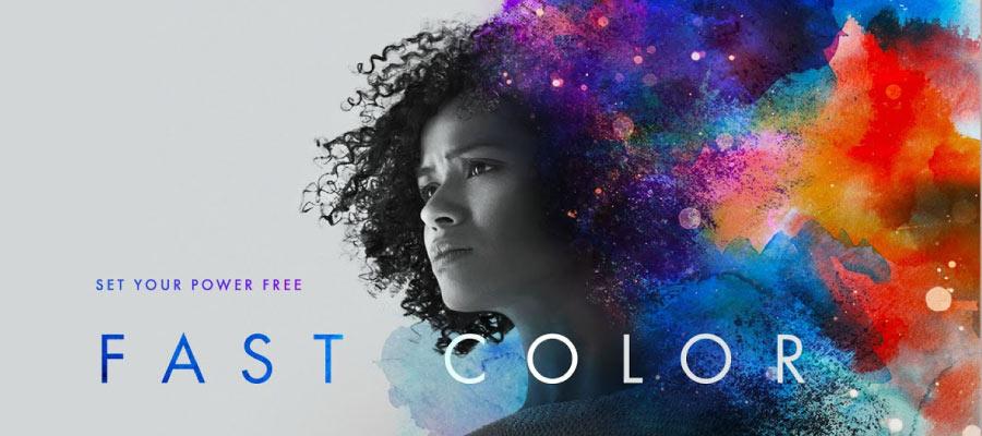 fast color poster - 2019'da Çıkan En İyi Bilim Kurgu Filmleri