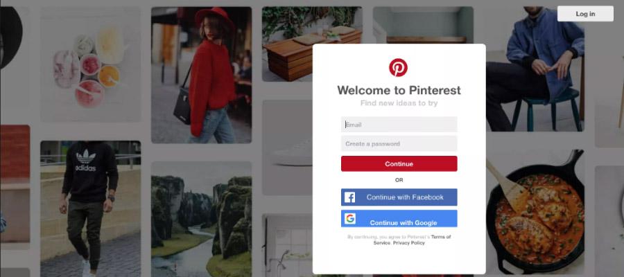 pinterest anasayfa - Pinterest Nedir? Nasıl Kullanılır?