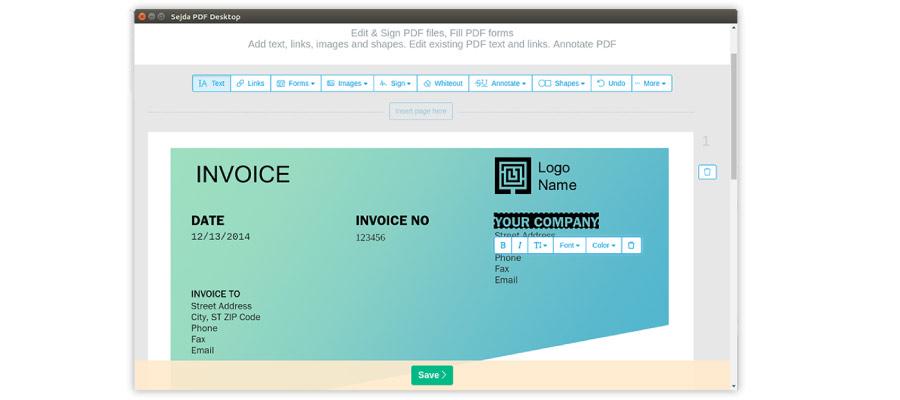 sejda pdf editor - En İyi Ücretsiz PDF Düzenleme Araçları