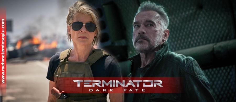 terminator 6 dark fate - 2019'da Çıkan En İyi Bilim Kurgu Filmleri