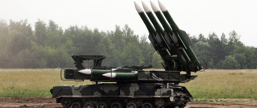 9k37 savunma sistemi - Dünyanın En İyi Hava Savunma Sistemleri