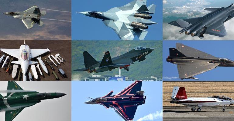 en iyi savas ucaklari 770x400 - Dünyanın En İyi Savaş Uçakları