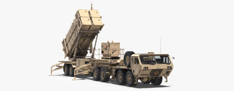 patriot savunma sistemi - Dünyanın En İyi Hava Savunma Sistemleri