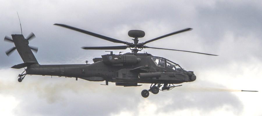 ah 64 e helicopter - Dünyanın En İyi Saldırı Helikopterleri