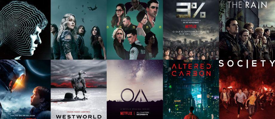 distopik diziler - En İyi Distopik Diziler