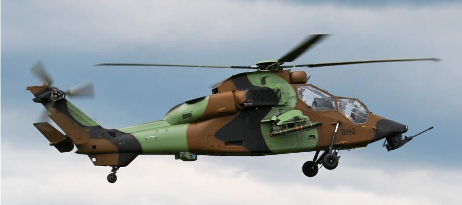 eurocopter tiger - Dünyanın En İyi Saldırı Helikopterleri
