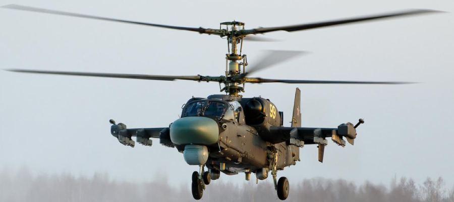 ka 52 alligator - Dünyanın En İyi Saldırı Helikopterleri