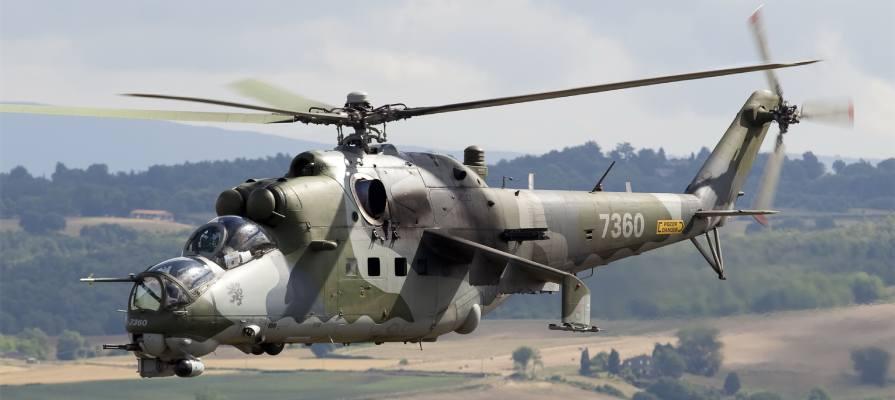mil mi 24 - Dünyanın En İyi Saldırı Helikopterleri