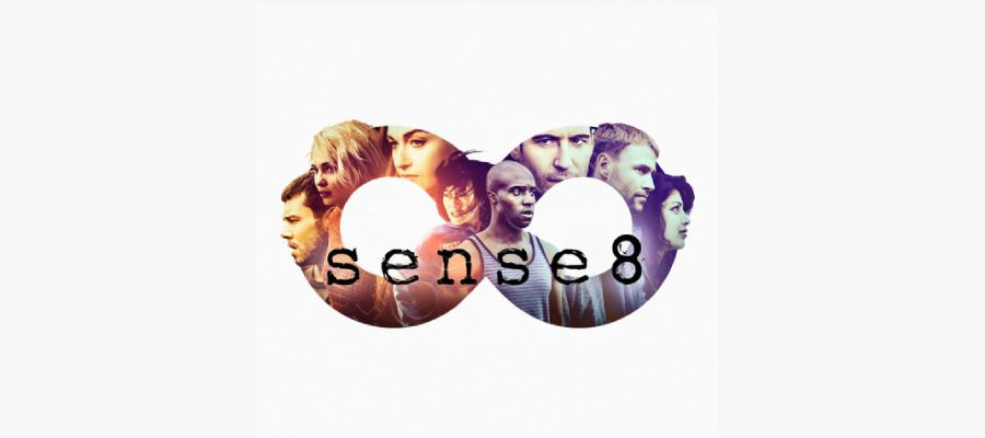 sense 8 poster - En İyi Distopik Diziler
