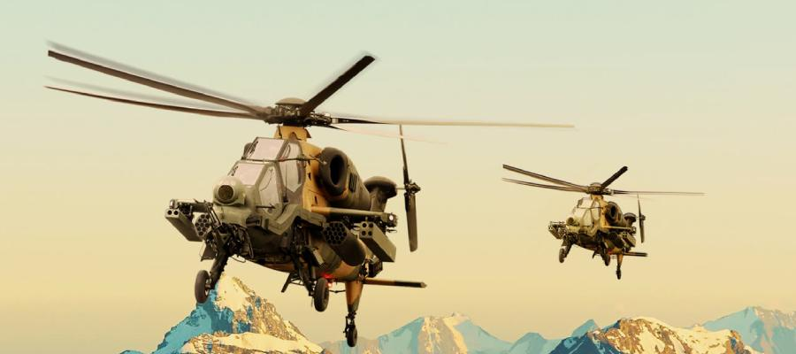 t129 atak helikopter - Dünyanın En İyi Saldırı Helikopterleri