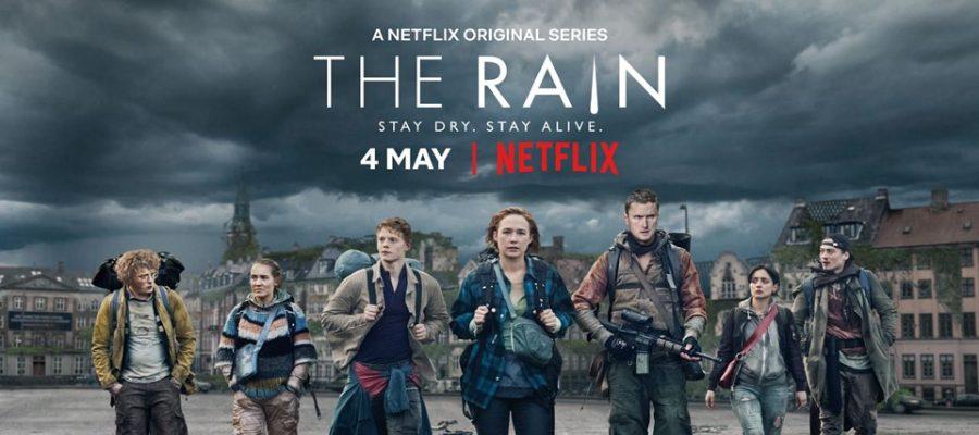 the rain poster - En İyi Distopik Diziler