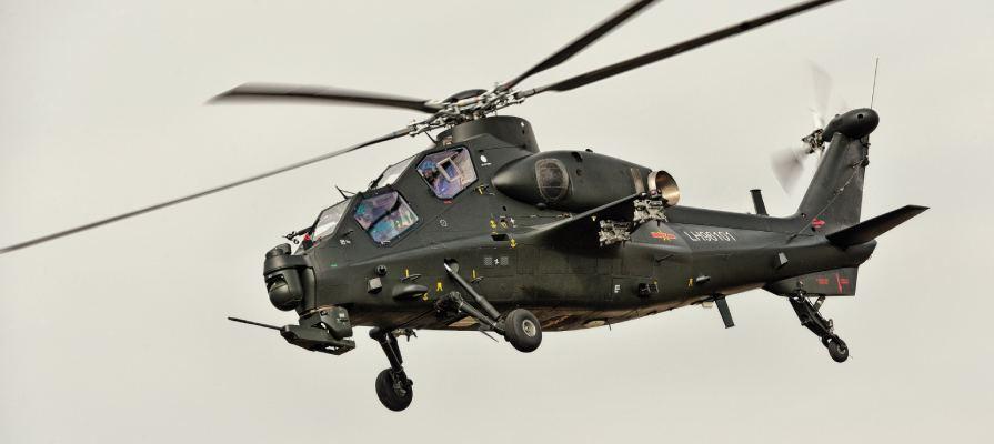 z 10 helicopter - Dünyanın En İyi Saldırı Helikopterleri
